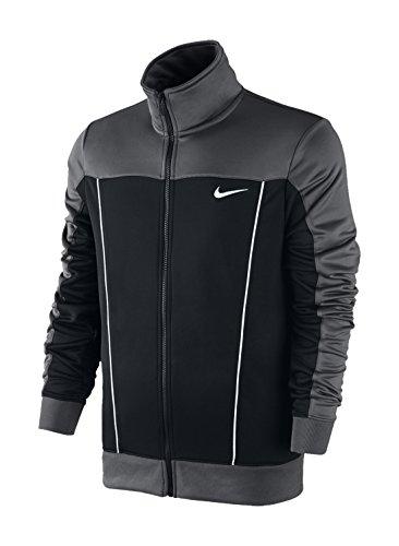 Nike Herren Trainingsanzug XS Negro/Gris/Blanco (Black/Dark Grey/White)