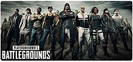 PUBG playerunknown's battlegrounds Mouse Pad Large Mouse Pad