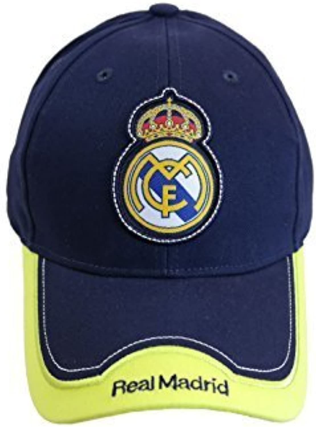 Real Madrid Authentic Official Licensed Soccer Cap One Size 006 by Rhinox