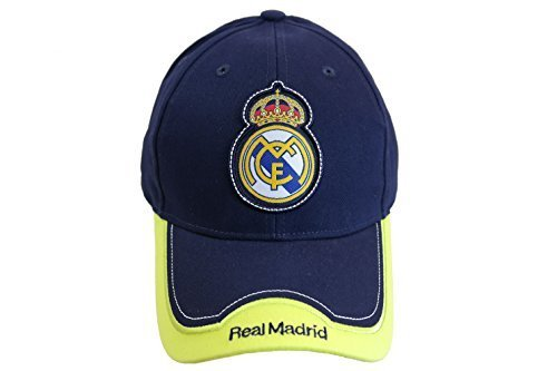 Rhinox Real Madrid Authentic Official Licensed Soccer Cap One Size -006 by