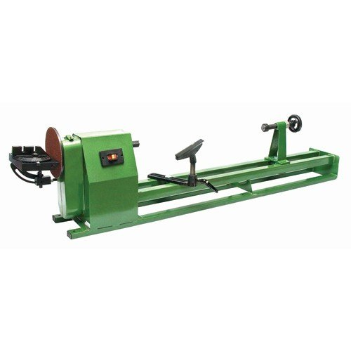 Purchase Variable Speed 14 X 40 Lathe with 7 Sander; Includes Three 7 Sanding Discs (60, 80 and ...