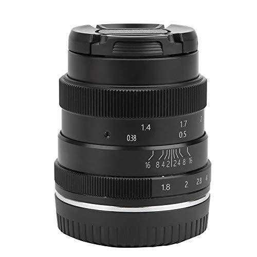ミラーレスカメラレンズ、固定焦点レンズ、ニコンZ6 Z7Z50用ポータブルカメラ用50mmF1.8ミラーレスカメラアクセサリー消費エレクトロニクス