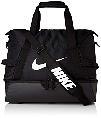 Nike NK ACDMY Team M HDCS - SP20 Gym Duffel Bag - Black/(White), MISC