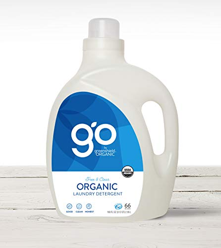 GreenShield Organic USDA Certified Organic Laundry Detergent, Free and...