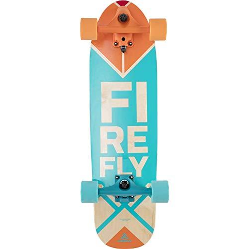 Firefly Skateboard WCB 400, Blue/orange/Sand