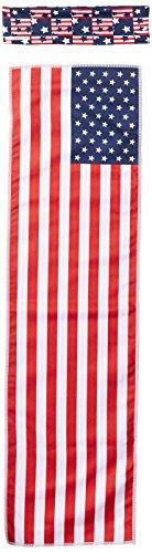 Mission Enduracool Patriot Paquete de refrigeración, Bandera Americana, Talla única