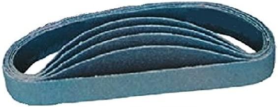 Nitto Kohki TP01941-0 Aluminum Oxide Sanding Belt for Belton Sander, 3/4