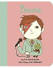David Bowie: My First David Bowie: 26 (Little People, BIG DREAMS)