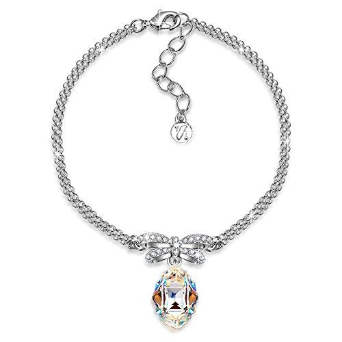 LADY COLOUR - Croce - Bracciale donna con cristalli da Swarovski