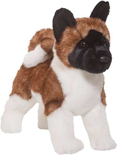 Cuddle Toys 1994Kita AKITA Akita Ken Japanischer Akita Akita-Inu Hund Kuscheltier Plüschtier Stofftier Plüsch Spielzeug
