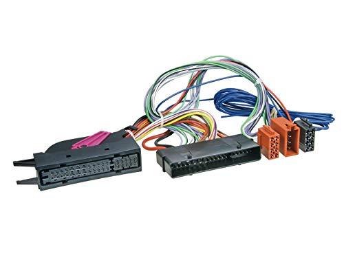 Adapterkabel ISO Einspeisung/Parrot FSE Adapter für Audi A5 (ab 2007) mit MMI Basic Plus