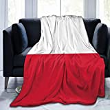 Malta Flag Kids Adults Luxury Warm Micro Fleece Blanket Sherpa Throw Blankets Lightweight Cozy Air Conditioner Blanket Carpet for Sofa Bed Chair Couch Room