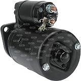 Motorino di avviamento HC-cargo 113974 Moto Guzzi 0001157016 d6ra21 D6RA210 12 Volt 9 denti
