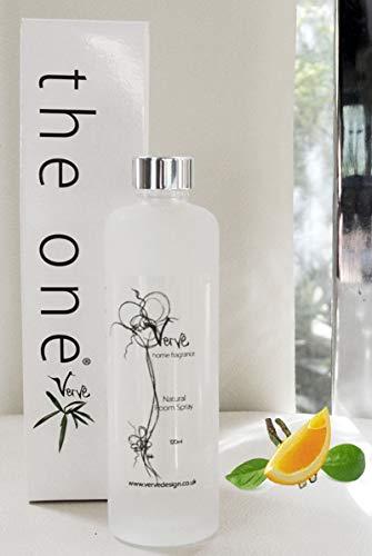 Verve Design Vaporisateur de parfum d'ambiance orange et bois de cèdre