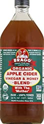 Bragg Organic Apple Cider Vinegar Blends