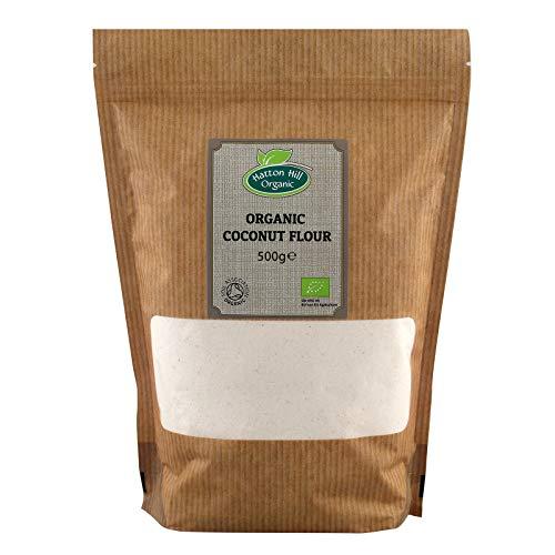Bio Kokosmehl 500g von Hatton Hill Organic – BIO zertifiziert
