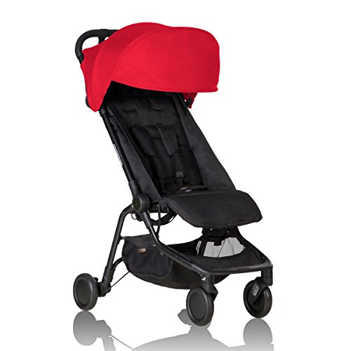Mountain Buggy Nano Tandem Travel Kinderwagen