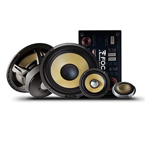 """Focal ES 165 KX3 K2 Power 6-1/2"""" 3-Way Component Speakers"""
