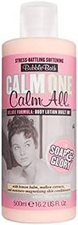 石鹸&栄光は、すべてのバブルバス500ミリリットル1冷静を静めます (Soap & Glory) (x2) - Soap & Glory Calm One Calm All Bubble Bath 500ml (Pack of 2) [並行輸入品]