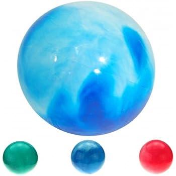 schnoori Doo 4 x Parte Ball Parte Pelotas mármol 10 cm Fútbol ...