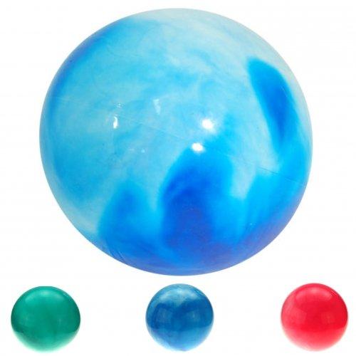 Schnooridoo 4 x Spielball Spielbälle marmoriert 30 cm Ball Wasserball Strandball Marmor Beachball