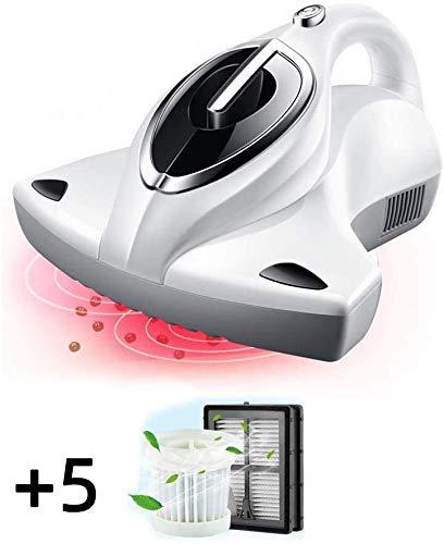Perfect Zhoumei huisstofmijt Stofzuiger Handheld UV Matras stofzuiger met 5 Washable filters Pet Hair Vacuum elimineren huisstofmijt op bedden Kussens Banken en tapijten