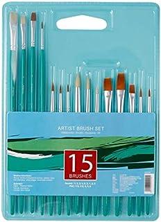 Alohahejahe-ae Acrylic Paint Set - 15 Pieces