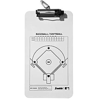Franklin Sports MLB Coaches Clipboard