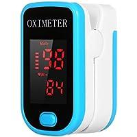 Oxygen Tester Fingertip LED Digital Dispaly Pulse Rate Monitor