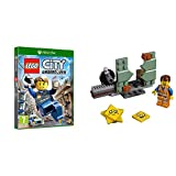 Lego City Undercover - Xbox One + Minifigure Lego Movie 2 Games Emmet