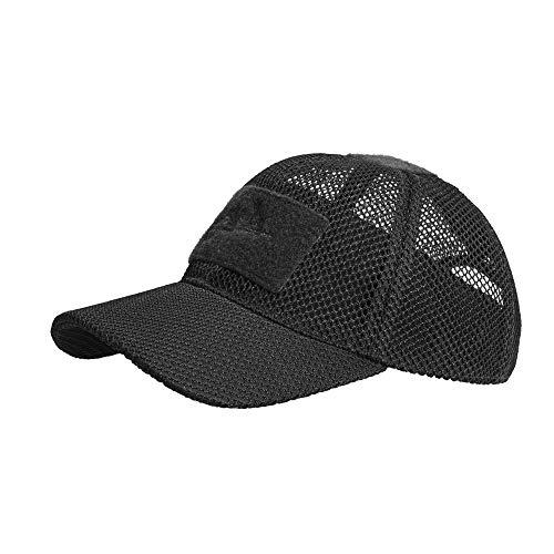 Helikon-Tex BBC MESH Cap - Polyester Black