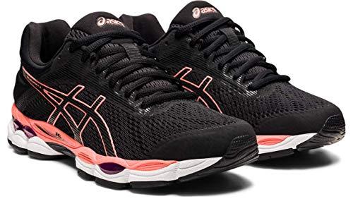 ASICS Damen Gel-Glorify 4 Walking-Schuh, Black/Guava, 39.5 EU
