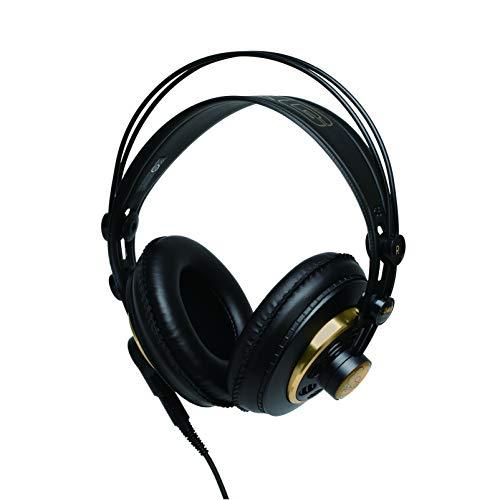 【AKG公式ストア】AKGプロフェッショナルセミオープンエアー型モニターヘッドホンK240STUDIO-Y33年保証モデルオリジナルステッカー付きK240STUDIO-Y3-E