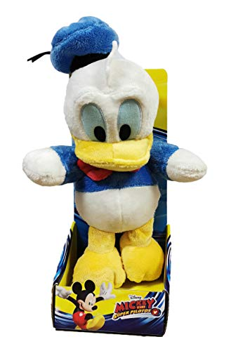 Famosa Softies - Peluche Donald Flopsie 25cm Calidad Soft Blister- Famosa 760010781