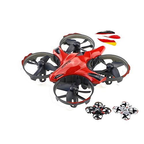 Himoto HSP Mini cuadricóptero teledirigido de 4,5 canales con batería, dron 3D con función de looping y efecto LED genial, giroscopio de 6 ejes, modo sin cabeza, función de inicio con una tecla.