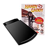 Caddy Sliding Coffee Maker Tray Mat Moving SliderCaddy Organizer Countertop Appliance Tray Under-Cabinet Sliding Shelf for Coffee Machine, Blenders, Mixers, and Toasters with Smooth Wheels