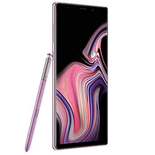Samsung Galaxy Note 9, 128GB, Lavender Purple - For Verizon (Renewed)