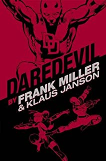 Daredevil by Frank Miller & Klaus Jason Omnibus (New Printing) (078519536X) | Amazon price tracker / tracking, Amazon price history charts, Amazon price watches, Amazon price drop alerts
