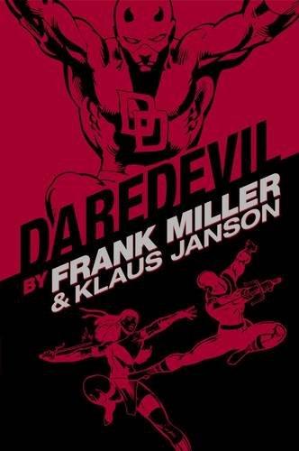 Miller, F: Daredevil By Frank Miller & Klaus Jason Omnibus (