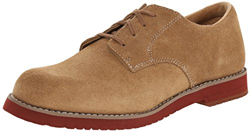 Sperry Tevin Oxford (Toddler/Little Kid/Big Kid),Dirty Buck Suede,5.5 M US Big Kid