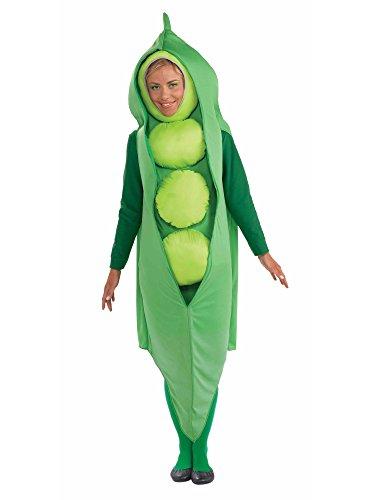Forum Women's Pea Pod Costume - Medium Green