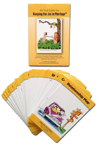 Keeping the Joy in Marriage Tool Cards