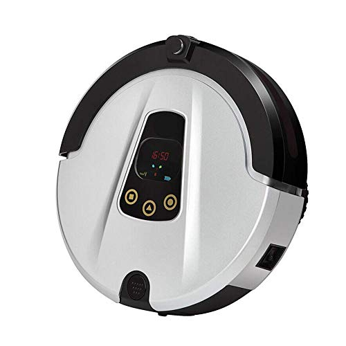 Best Deals! Robotics Smart Robot Vacuum - High Suction with Beater Brush, Auto Self-Charging, With W...