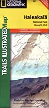 National Geographic, Trails Illustrated, Haleakala National Park: Hawaii, USA (Trails Illustrated - Topo Maps USA)