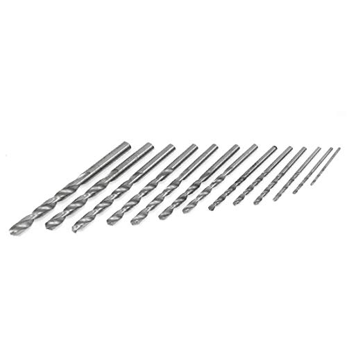 New Lon0167 Iron Drilling Featured Size High Speed reliable efficacy Steel HSS Twist Drill Bit 13 in 1 Kit(id:c0e f5 7b 650)