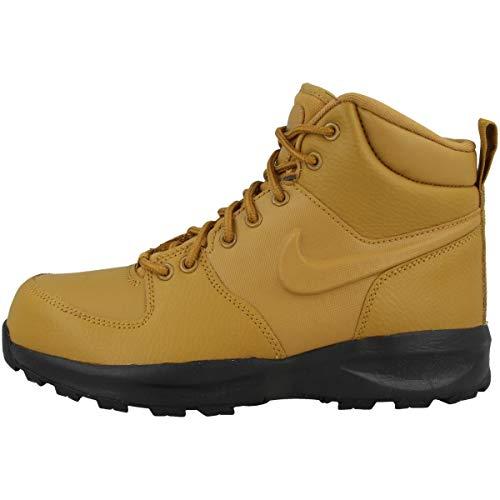 Nike Manoa LTR (GS), Botas Hombre, Wheat/Wheat/Black, 40 EU