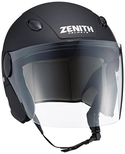 ヤマハ(YAMAHA) バイクヘルメット ジェット 原付 SF-7 リーウインズ ラバートーンブラックFREEサイズ(57cm~59cm) 90791-3249F