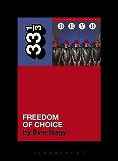 Devo's Freedom of Choice (33 1/3)