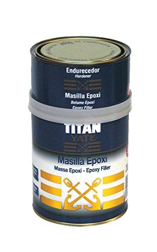 TITAN - Masilla epoxi titan yate mate750ml