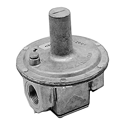 """Maxitrol Pressure Regulator Natural Gas, 1"""" Fpt Gas In/out, 1 Psi, 3""""-6"""" Wc. 52-1032 from MAXITROL"""